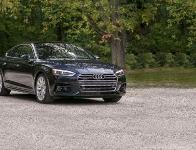 2018 Audi A5 Sportback Tested: Flair and Function