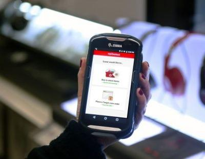 Walmart and Target embrace in-store mobile checkout for the holidays