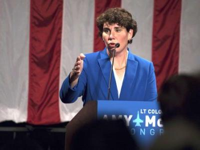 Amy McGrath Is Projected To Edge Charles Booker In Kentucky Senate Democratic Primary