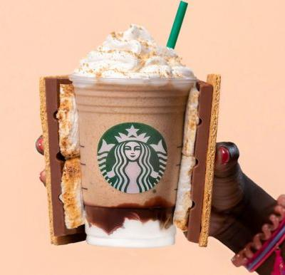 How Long Will Starbucks' S'mores Frappuccino Be Available? Sip It While You Can