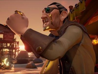 Sea Of Thieves Is Having Server Problems At Launch