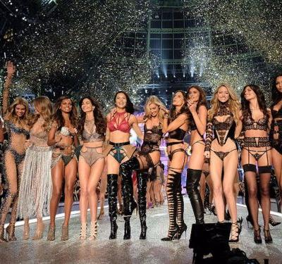 What a Victoria's Secret model is doing to get ready for the 2017 fashion show
