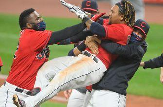 José Ramírez stuns White Sox with three-run walk-off homer in Indians' 5-3 win in extras