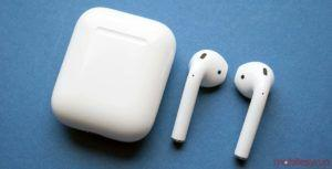 Apple reportedly working on upgrading AirPods with Siri, water-resistance