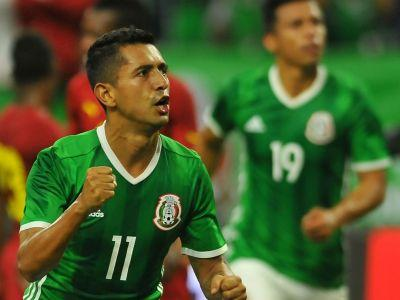 Mexico's Gold Cup attack looking for rhythm with Pulido a potential help