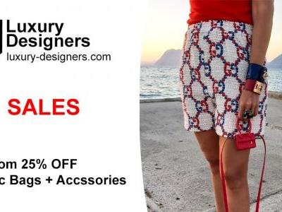 LUXURY-DESIGNERS SALE, Starting Nov. 1st