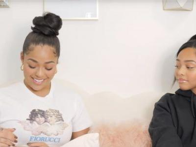 Jordyn Woods Jokes That She's 'Expecting' in New Video: 'Guys. I Have an Announcement'