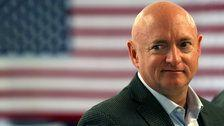 Mark Kelly's Arizona Senate Run Could Spark A Clash With The Left