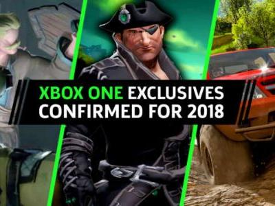 The 10 Biggest Xbox One Exclusive Confirmed For 2018: Forza Horizon 4, Sea Of Thieves