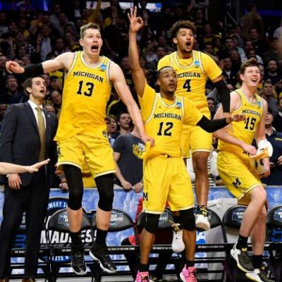 Five key takeaways from Thursday's Sweet 16 games: Michigan finds title form, No. 9s, No. 11 survive