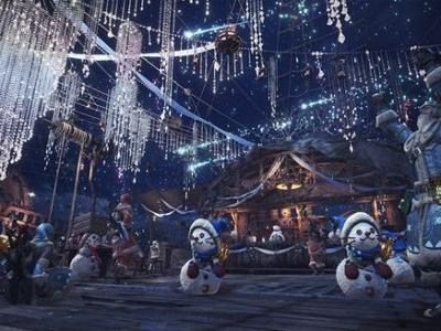 Monster Hunter: World Rings in the Holidays With a New Event