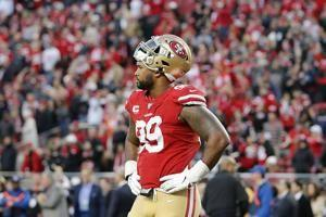 Garoppolo, 49ers have no room for error chasing NFC top seed