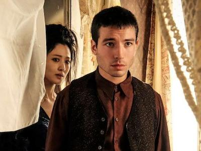 The Surprising Way Fantastic Beasts Stars Ezra Miller And Claudia Kim Bonded While Making The Movie