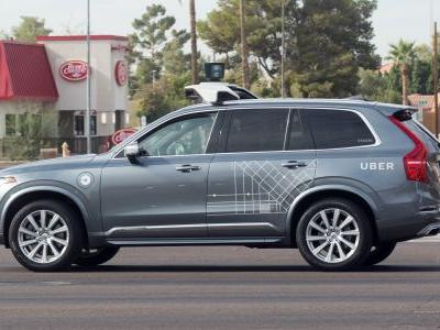 Arizona is suspending Uber's self-driving car tests after a fatal crash