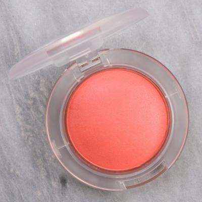 MAC That's Peachy Glow Play Blush Review & Swatches