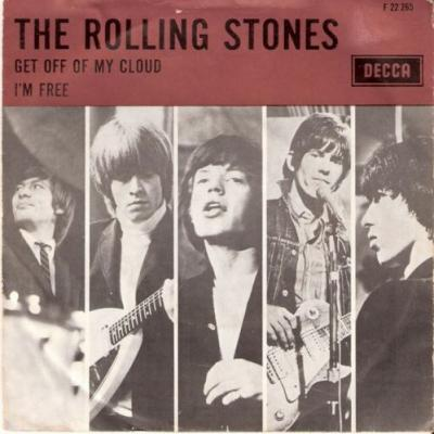 """The Number Ones: The Rolling Stones' """"Get Off My Cloud"""""""