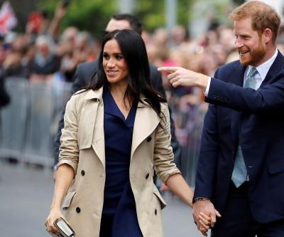 Prince Harry, Meghan Markle want baby to live a 'relatively normal life'
