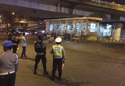 Bombers identified, 3 arrested in connection with suicide blasts at Jakarta bus station