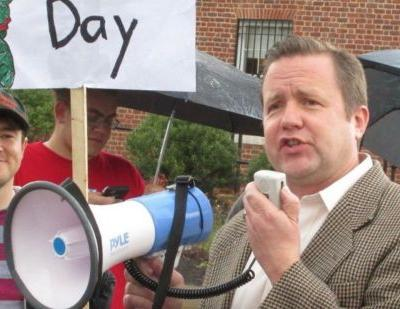 Corey Stewart, Who Said a White Nationalist Was His Personal Hero, Wins VA GOP Senate Primary