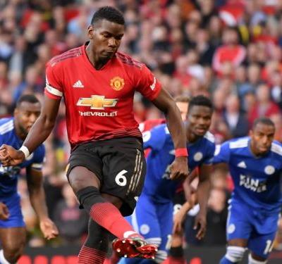 Man United's lucky charm Pogba equals Premier League record