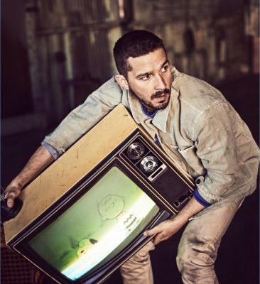 Shia LaBeouf Covers Esquire, Talks Redemption & Kanye West