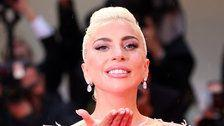 Lady Gaga's Pink Couture Valentino Gown Is So Outrageous It Works