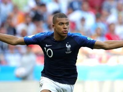 With Ronaldo and Messi out of the tournament, 19-year-old French wunderkind Kylian Mbappe is the rising star to watch the rest of the 2018 World Cup