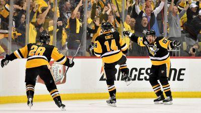NHL playoffs 2017: Chris Kunitz ends epic Game 7 in double OT, sends Penguins back to Cup Final