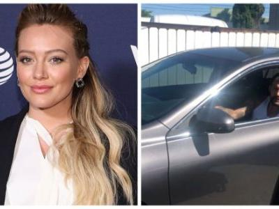 Pregnant Hilary Duff Confronts Man She Says Was Stalking Her 'Like Prey'