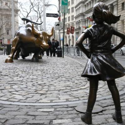 'Fearless Girl' leaving Wall Street for new home