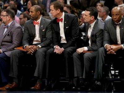 The story behind Trail Blazers' coaches wearing bow ties in Game 2 vs. Nuggets