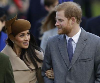 'Racist hate crime': Suspicious package sent to Prince Harry and Meghan Markle
