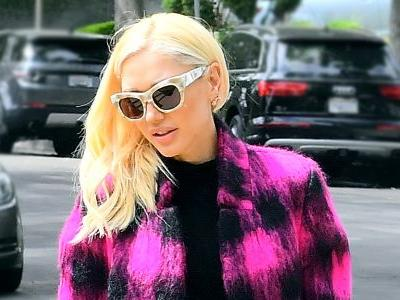 Gwen Stefani's Church Style Is ~No Doubt~ on Point - Check Out Her Latest Look