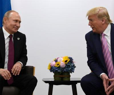 Trump tells Putin, 'Don't meddle in the election' at G20 summit