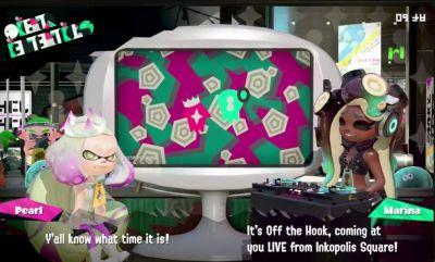 Mayo and ketchup go head to head in Splatoon 2's next Splatfest