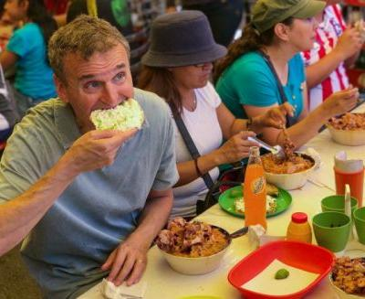 Listen To Food Republic Today: Phil Rosenthal