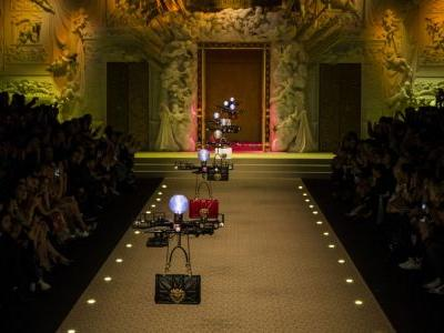 Dolce & Gabbana Replaces Millennials with Drones for Fall 2018