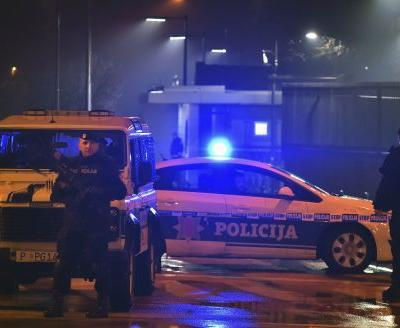 Montenegro: Man threw grenade at US Embassy then killed self