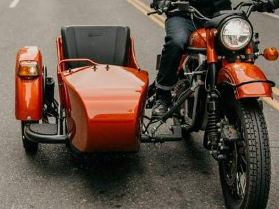 Ural Shows Off All-Electric Sidecar Motorcycle