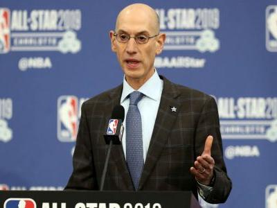 Adam Silver on competitive balance in the NBA: 'We still have work to do'