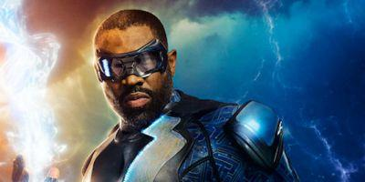 Black Lightning: First Look At Cress Williams Suited Up
