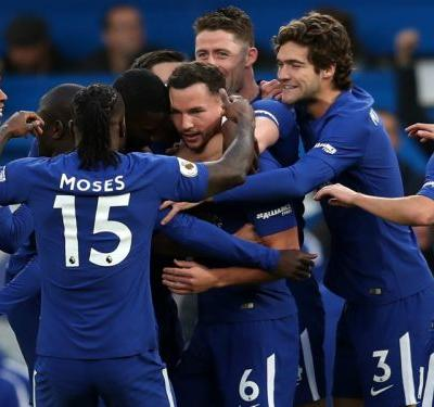 Drinkwater shows Bakayoko & Cesc he can be Chelsea's main man with Stoke wondergoal