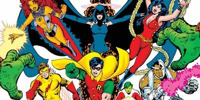 Here's What We Know About The Characters in DC's Titans TV Series