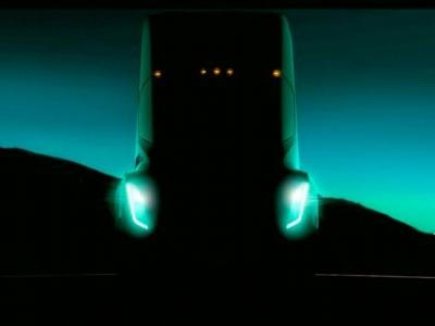 Prepare Yourselves: Tesla's Semi Truck Will Be Here On 26 October