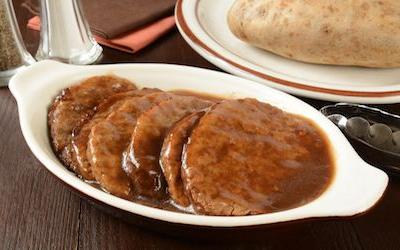 67 tons of salisbury steak recalled for bone fragments