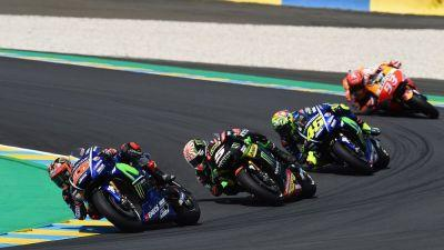 MotoGP Race Results From the French Grand Prix at Le Mans