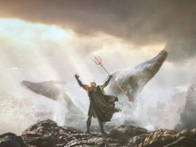 The Aquaman Movie Is About Finding King Atlan's Trident