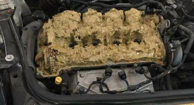 Mini Owner Pours Washer Fluid Into Engine Instead Of Oil, Disaster Follows