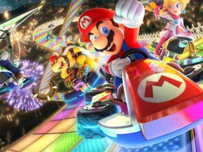 Mario Kart 8 is America's Second Best-Selling Racing Game of All-Time