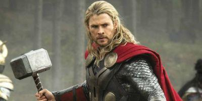 Chris Hemsworth's Thor Battles Mark Ruffalo's Hulk In Leaked Artwork For Thor: Ragnarok